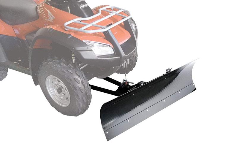 tusk atv plow kit