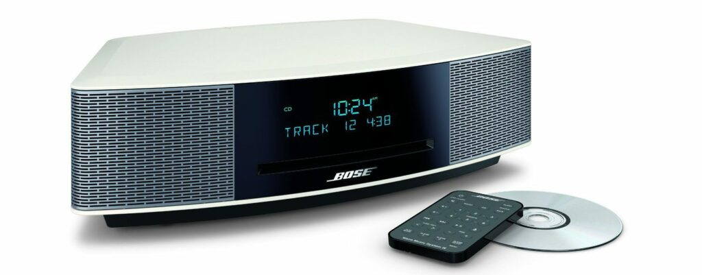 The Bose Wave System IV is one of the best compact stereos we've found.