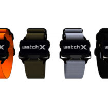 WatchX is a new programmable wrist wearable.