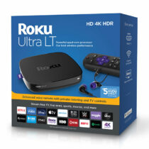 roku ultra lt media player