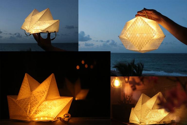 kickstarter portable lantern and charger