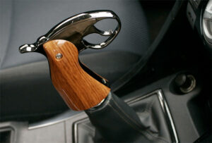The 5 best new shift knobs include this pistol shift knob.