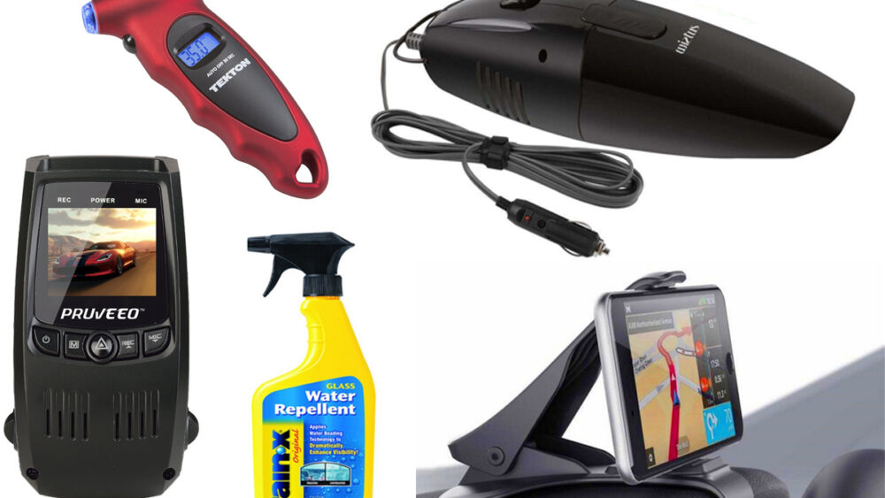 The top 5 Best Car Accessories will make your daily commute.
