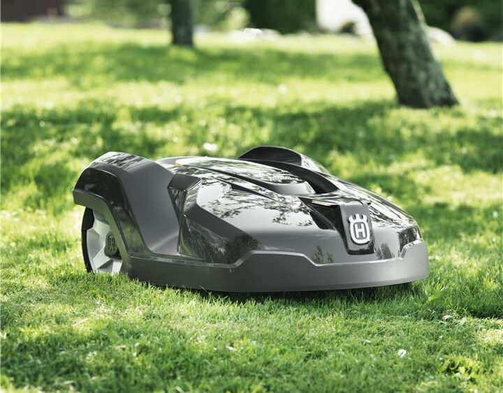 A robotic mower can do the work for you, leaving you with extra time.