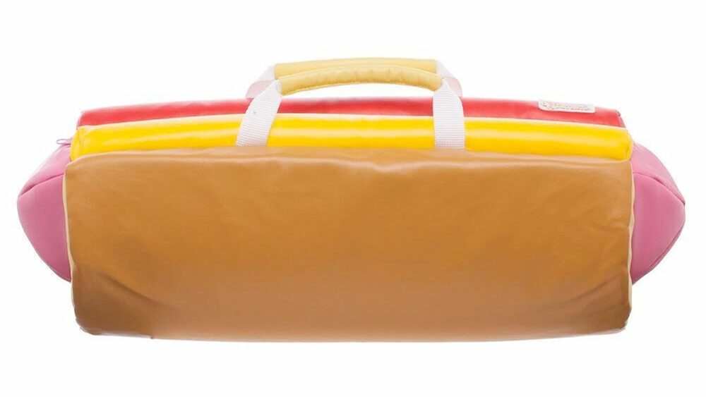 Don't squander this opportunity to own this hot dog duffle bag straight out of the world of Cartoon Network's hit series Steven Universe.