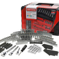 craftsman 320-piece mechanics tool set