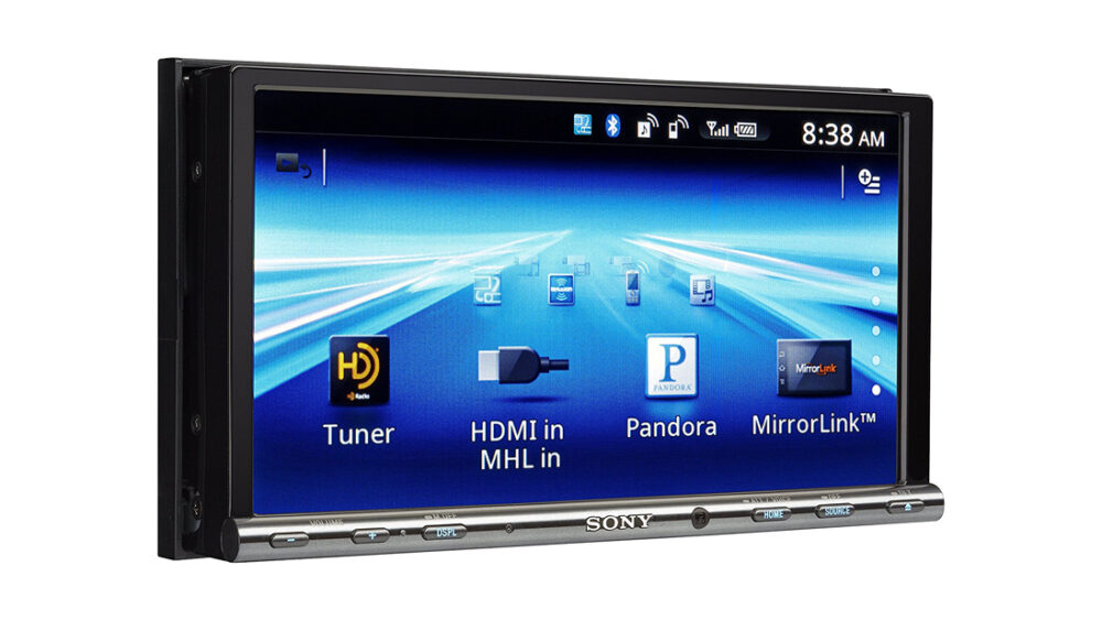 In-Dash Head Units