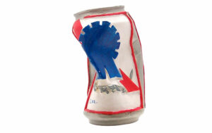 The 5 best new shift knobs include this beer can shift knob.