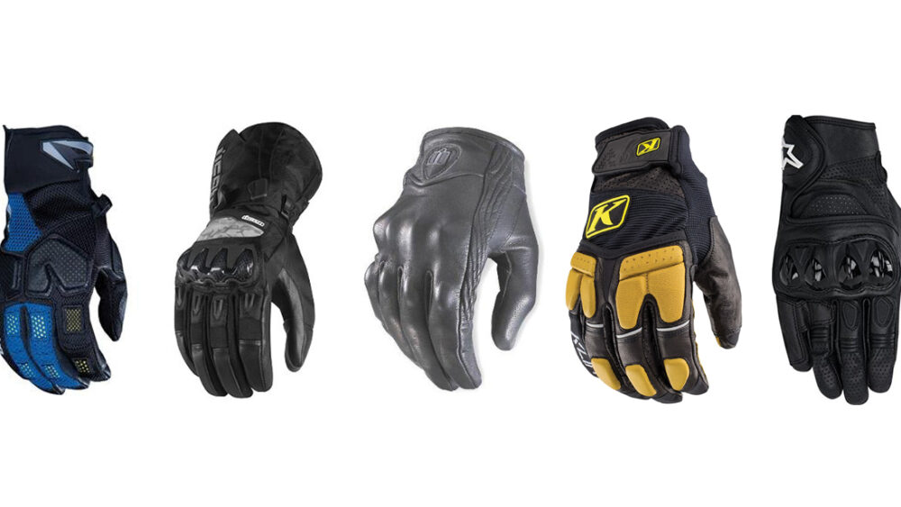 Buying Motorcycle Gloves