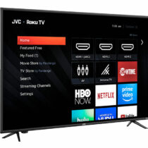 "jvc 55"" led roku tv"
