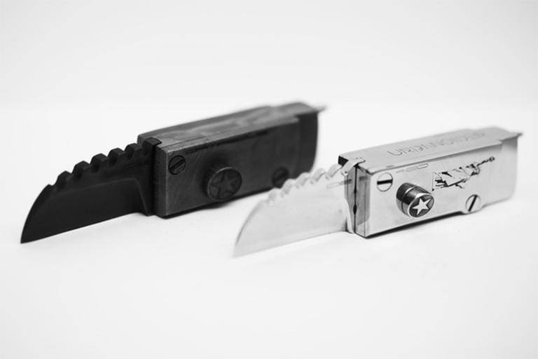 kickstarter edc pocket knife