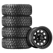 jeep wheel and tire package