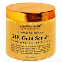 24K Gold Body Scrub
