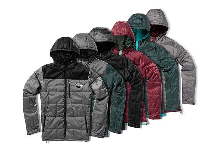 kickstarter waterproof jacket