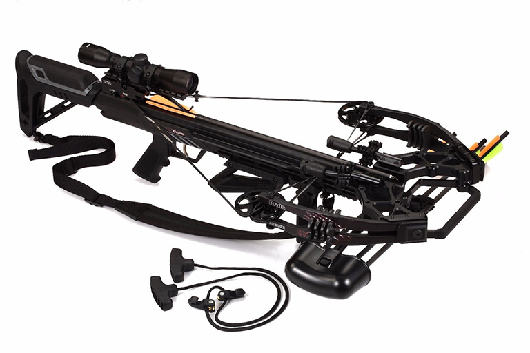 crossbow bruin ambush 410